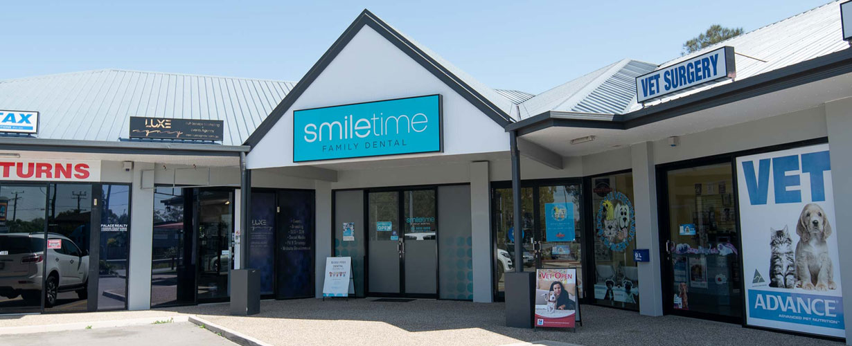 Smile Time Dentist in Boondall